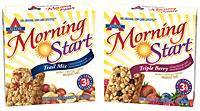 Atkins Morning Start Breakfast Bars